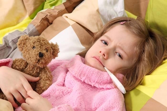 Как в детских садах лечат часто болеющих детей